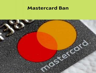 MastercardBan, RBI