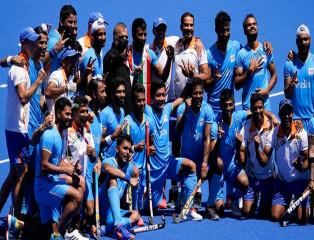 TokyoOlympics, IndianHockey